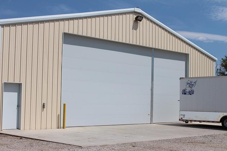 Steel Buildings | Southwest Kansas | Conant Construction